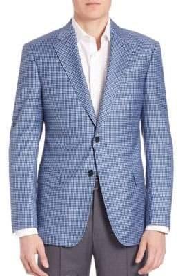 Armani Collezioni Mini Check Sportcoat