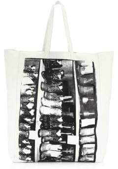 Calvin Klein Andy Warhol Boots Soft Leather Tote