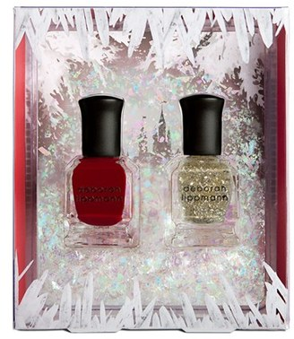 Deborah Lippmann Ice Queen Nail Color Duo (Limited Edition) $17 thestylecure.com
