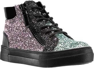 Nina Hylda Glitter High Top Sneaker