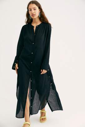Nicholas K Wrap Shirt Dress