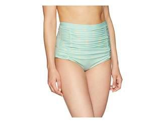 Unique Vintage Monroe Bottom Women's Swimwear