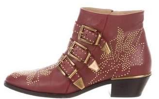 364727fd066 Chloé Susanna Studded Ankle Boots