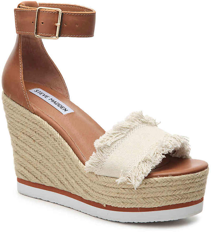 Steve Madden Women's Valley Wedge Sandal