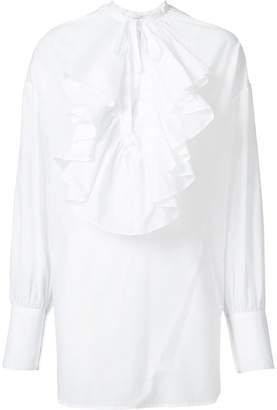 Tome ラッフルシャツ