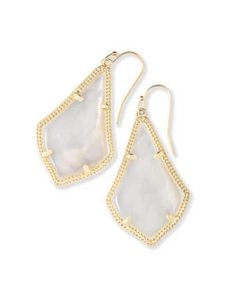 Kendra Scott Alex Drop Earrings in Gold