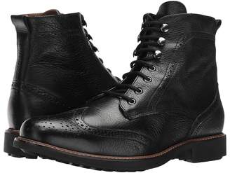 Matteo Massimo Perf Wing Boot Men's Lace-up Boots