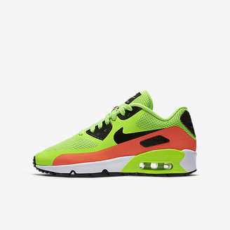 Nike Air Max 90 FB SE Big Kids' Shoe (3.5y-7y) $100 thestylecure.com