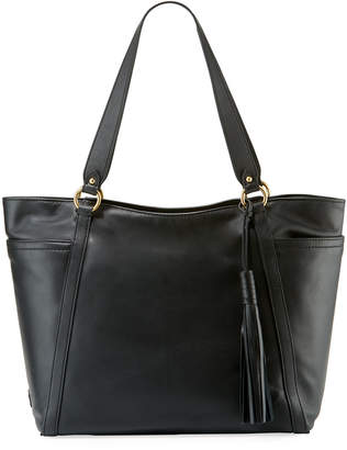 Cole Haan Gabriella Smooth Leather Tote Bag