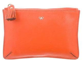 Anya Hindmarch Leather Zip Wallet