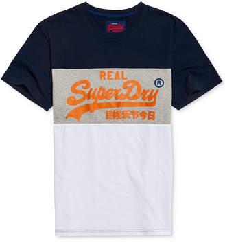 Superdry Men's Vintage Graphic-Print Cotton T-Shirt