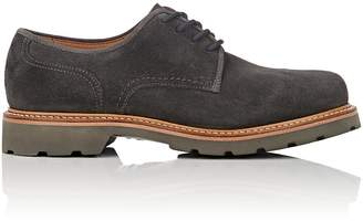Cartujano Espana Men's Lug-Sole Suede Bluchers