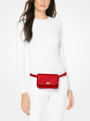 MICHAEL Michael Kors Mott Leather Belt Bag