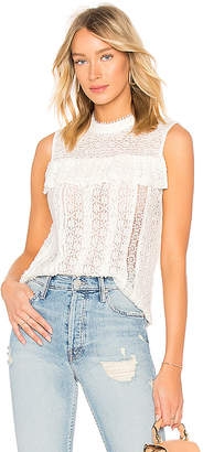 Endless Rose Sleeveless Lace Top