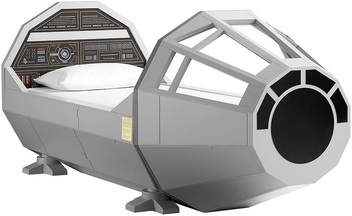 Star Wars(TM) Twin Bed