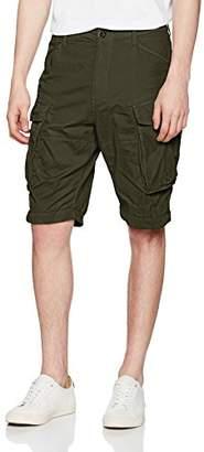 G Star Men's Rovic Loose 1/2 Shorts,W