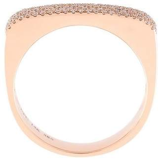Ef Collection embellished ring