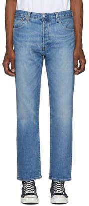 Levi's Levis Blue 501 93 Straight Jeans