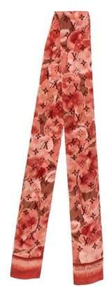 Louis Vuitton Summer Ikat Silk Bandeau
