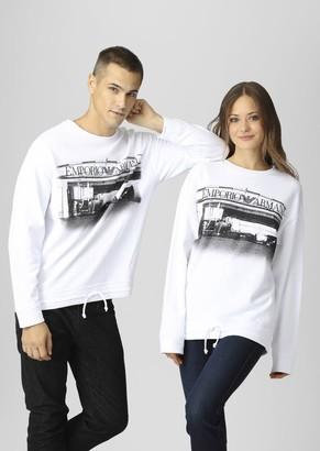 Emporio Armani Boarding Capsule Collection Sweatshirt