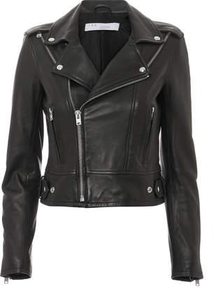 IRO Quinn Leather Jacket