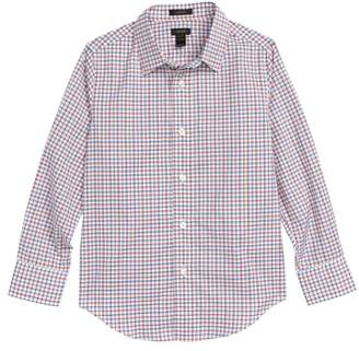 Ludlow crewcuts by J.Crew Stripe Dress Shirt