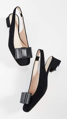 Kate Spade Sierra Block Heel Pumps