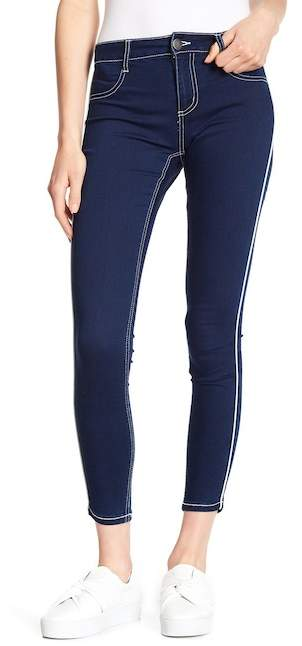 & Co Mid Rise Jeggings