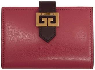 Givenchy (ジバンシイ) - Givenchy レッド GV3 ビジネス カード ホルダー