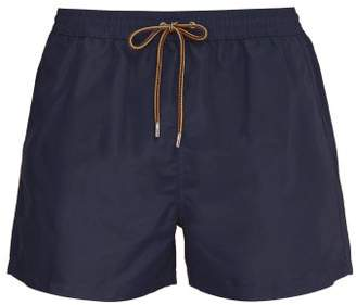 Paul Smith Classic Fit Swim Shorts - Mens - Navy