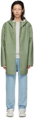 Stutterheim Green Stockholm Raincoat