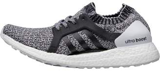 new arrival 87cd9 e586a adidas Womens UltraBOOST X Oreo Neutral Running Shoes Footwear White Core  Black Footwear White