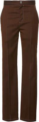 Acne Studios Jacques T Pinstripe Trousers