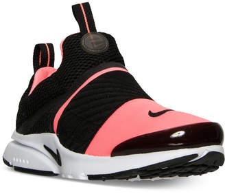 Nike Girls' Presto Extreme Running Sneakers from Finish Line $89.99 thestylecure.com