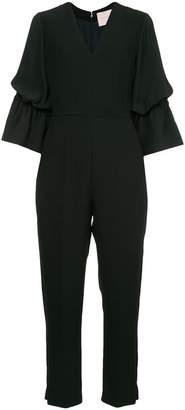 Roksanda wide sleeves jumpsuit
