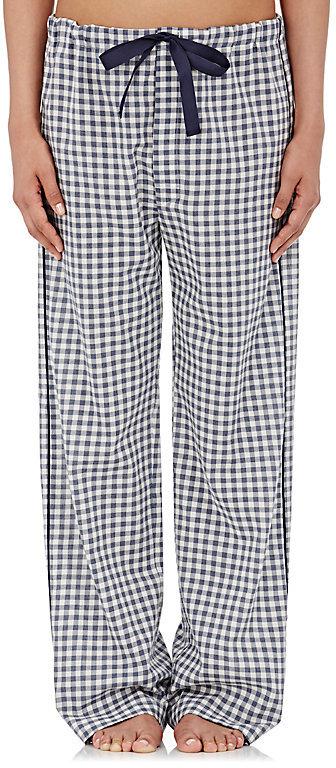 AraksAraks Women's Ally Pajama Pants-White, Blue, Navy