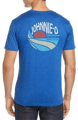 Johnnie-O Venice Sunset Graphic Tee