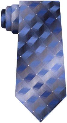 e46d52ad477a ... Van Heusen Men 3-d Geometric Tonal Silk Tie