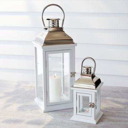 Sur La Table Lantern Candle Holder