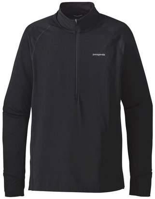 Patagonia Men's All Weather Zip-Neck