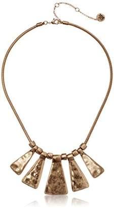 The Sak Paddle Collar Necklace