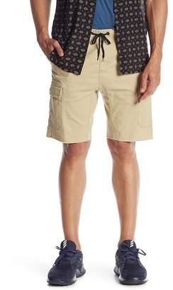 Public Opinion Cargo Jogger Shorts