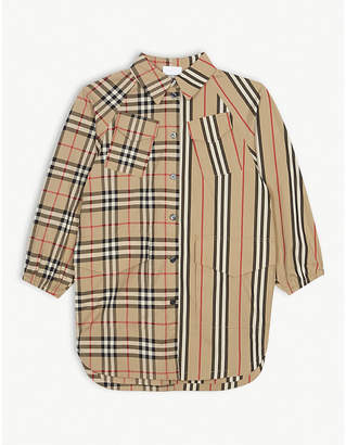 Burberry Teegan shirt dress 3-14 years