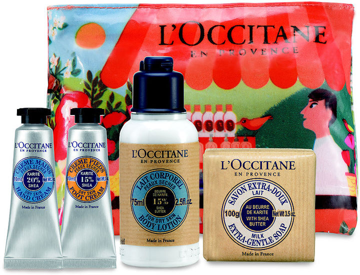 L'Occitane en Provence Shea Butter Discovery Set 1 set