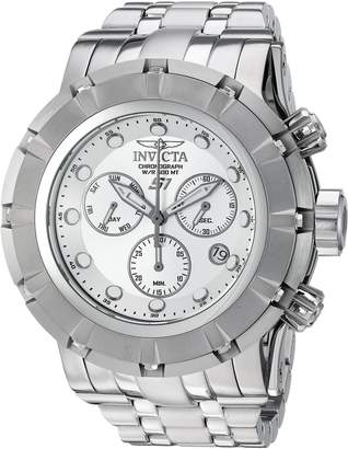 Invicta Men's 'S1 Rally' Quartz Stainless Steel Casual Watch, Color:-Toned (Model: 23950)