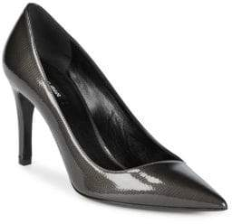 Giorgio Armani Patent Leather Pumps