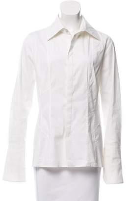 Kaufman Franco KAUFMANFRANCO Tailored Button-Up
