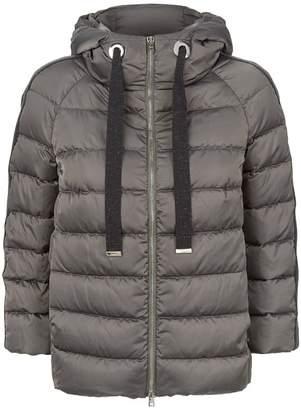 Herno Lurex Trim Down Jacket