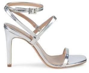 63a7697ae46a BCBGeneration Ivanna Metallic Slingback High-Heel Sandals