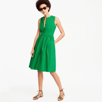 Eyelet shirtdress $98 thestylecure.com
